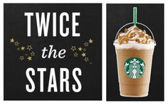 Starbucks: Double-Star Day 8/15 Get 4 Stars For Each $1 Spent on Coffee, Food & Drinks - http://couponsdowork.com/starbucks-deals/starbucks-double-star-day-is-today-get-4-stars-for-each-1-spent-on-coffee-food-drinks/