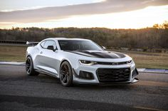 The New Ultimate Track Ready 2018 Chevrolet Camaro ZL1 1LE