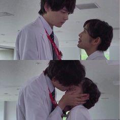 Озорной поцелуй любовь в Токио
