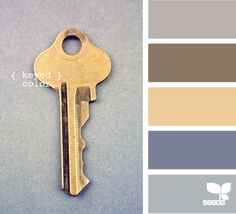 Keyed color.