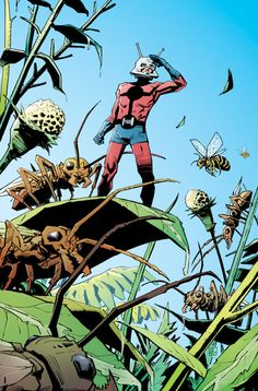 Ant-Man & His Army - Dean Kotz