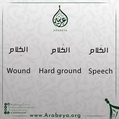 """Arabic is a language that has many distinctive rules, which makes it one of the most complicated and fascinating languages in the world. 🌍😍  One of the unique features of Arabic is that differentiating the Tashkeel or """"Harakat"""" (short vowel sound markings), you can totally change the meaning of the word. 👌  Here is an example of this rule- can you give us another? 🤓 Modern Standard Arabic, Short Vowel Sounds, Short Vowels, Arabic Language, Learning Arabic, Differentiation, Languages, Vocabulary, Egypt"""