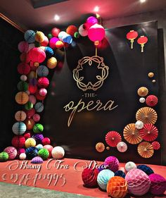 Photobooth trung thu 2017 - mid-autumn Calia event and decorations Vietnam Chinese New Year Decorations, New Years Decorations, Festival Decorations, Wedding Decorations, Japanese Party, New Year Art, Mid Autumn Festival, Moon Cake, Photo Booth