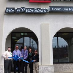 Chamber of Commerce Ribbon Cutting for Rehoboth...