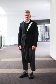 ニック ウースター   ストリートスタイル・スナップ   ファッションプレス