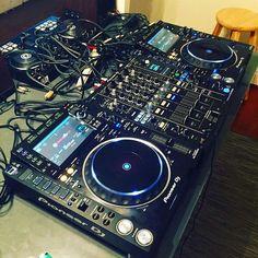 Dj Setup, Pioneer Dj, Dj Equipment, Culture, Female, Music, Hardware, Luxury, Consoles
