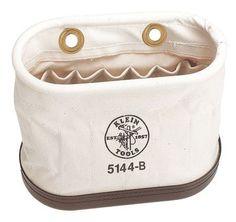 Klein Tools Natural Aerial Basket Oval Bucket,14,