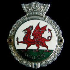 Walest-J-R-Gaunt-Car-Badge