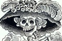 El significado de las Catrinas en la cultura mexicana .La Guía Oficial de Puerto Vallarta  www.belairvallarta.com