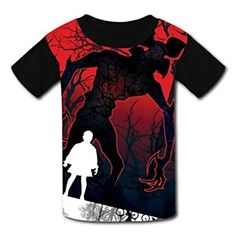 Stranger Things, Clothing, Mens Tops, T Shirt, Fashion, Freaky Things, Tall Clothing, Moda, Clothes
