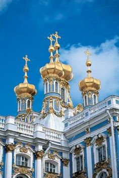 Da Crystal Cruises, tre giorni perfetti da trascorrere a San Pietroburgo