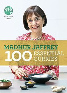 Buy My Kitchen Table: 100 Essential Curries by Madhur Jaffrey at Mighty Ape NZ. Madhur Jaffrey is the world's best-selling author of Indian cookery books. Here, she has collected 100 curry recipes from dals to biryanis, vegetarian. Mushroom Curry, Mushroom Dish, Non Fiction, Royal Chicken, Chefs, Asian Cookbooks, Madhur Jaffrey, Kindle, Vegetarian Curry