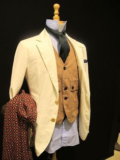 MAN 1924 SS14 Pitti Preview by Beyond Fabric | Details Network