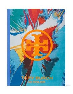 One of our favorite ways to say Happy Mother's Day... The Tory Burch In Color book