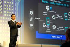 삼성SDS, 유럽 핀테크 행사서 블록체인 기술력 과시