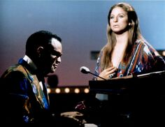 Ray Charles on 'Barbra Streisand... And Other Musical Instruments' (aired Nov. 2, 1973).