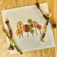 Autumn Trees Kit