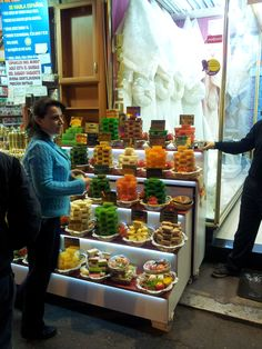 Soap in istanbul Spice Bazaar