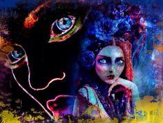 Création photo montage Maya