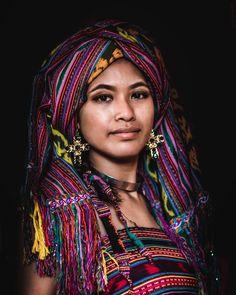 Timor Leste, Rainbow Colors, Dreadlocks, Colours, Portrait, Hair Styles, Beauty, Instagram, Hair Plait Styles