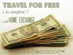 Free travel accommodation through home exchange. Read more here: http://www.nomadwallet.com/home-exchange-sucks-but-it-can-save-you-lots-of-money/
