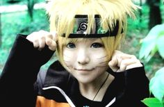 This is the  cutest 'lil Naruto I have ever seen!