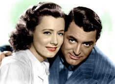 Penny Serenade -- Grant and Dunne adopt a baby after their unborn baby dies. Dunne contemplates divorce, recollecting the joys and griefs she has shared with her husband.  Starring: Irene Dunne, #Cary #Grant.