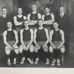 The Baskteball Team-The TEL-BUCH Yearbook 1916