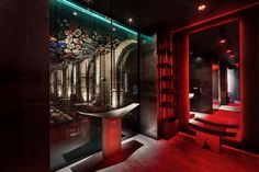 Chinese Traditions Get a Cosmopolitan Look in Kiev - http://freshome.com/chinese-traditions-in-kiev/