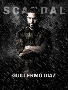 Scandal - Guillermo Diaz as Huck