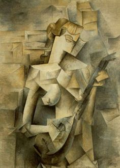 Analytical Cubism Early Style of Cubist Art Founded By Pablo Picasso and Georges Braque Georges Braque, Art Picasso, Picasso Paintings, Art Paintings, Picasso Style, Art And Illustration, Cubist Art, Abstract Art, Cubist Movement