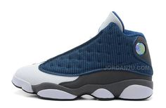 http://www.jordan2u.com/womens-air-jordan-13-gs-retro-french-blueuniversity-blueflint-grey-sale.html Only$88.00 WOMENS AIR #JORDAN 13 GS #RETRO FRENCH BLUE/UNIVERSITY BLUE-FLINT GREY SALE Free Shipping!