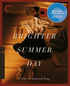 Amazon.co.jp | A Brighter Summer Day (The Criterion Collection) [Blu-ray] DVD・ブルーレイ - Lisa Yang Chang Chen, Edward Yang