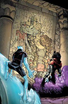 """Civil War II"" Tears Alliances Apart in Marvel Comics' September 2016 Solicitations"