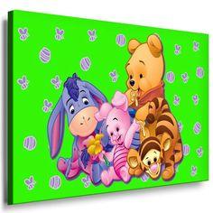 Best Ein leuchtender Blickfang f r das Kinderzimmer x cm gro er Leinwanddruck auf stabilem Keilrahmen