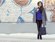 Get this look: http://lb.nu/look/4545153  More looks by Outi Toivola: http://lb.nu/outi  Items in this look:  Zara Coat, H&M Sweater, H&M Leopard Print Shirt