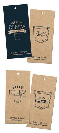 HANGTAGS seven_seven on Behance