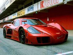 - 2002 - Hispano-Suiza HS21 GTS Supercar