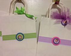 prince james party favors | Princess Sofia and/or Prince James Party Favors/Bags ...