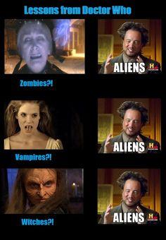I'm not saying it's aliens... but it's ALIENS.