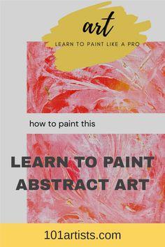 Andy Warhol Quotes, Online Art Classes, Beginner Art, Learn To Paint, New Tricks, American Artists, Art Tutorials, All Art, Acrylics