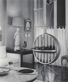 The Hi-Fi Sphere, 1962