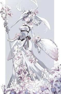 (3) 首頁 / Twitter Female Character Design, Character Design Inspiration, Character Concept, Character Art, Fantasy Kunst, Anime Fantasy, Fantasy Art, Anime Art Girl, Manga Art