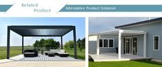 Outdoor Wind Resistance Waterproof Aluminium PVC Retractable Awning Roof with LED Aluminum Pergola, Retractable Pergola, Awning Roof, Outdoor Shade, Garden Makeover, Outdoor Living, Outdoor Decor, Sunroom, Living Spaces