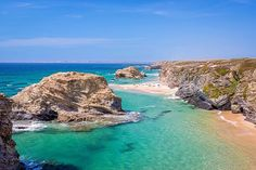 Praias de Porto Covo - Sines - Distrito de Setúbal.Portugal