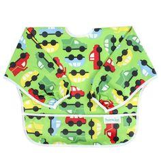 Bumkins waterproof long sleeved bib - On the Go Green Baby Online, Go Green, Burp Cloths, Baby Bibs, Current Events, To Go, Stylish, Sleeves, Swimwear