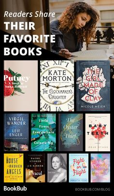 Readers share their favorite books from Spanning a wide range of genres, were sure these books would make an excellent book club pick. Best Books To Read, I Love Books, Great Books, My Books, Book Club Books, Book Lists, Book Clubs, I Love Reading, Reading Lists