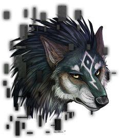 wolf link | Tumblr