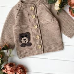 You searched for Sipari - LastStepPin Baby Cardigan Knitting Pattern, Knitted Baby Cardigan, Knitted Baby Clothes, Baby Hats Knitting, Knitted Coat, Baby Knitting Patterns, Baby Patterns, Baby Outfits, Quick Knits