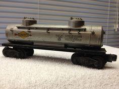 VTG Lionel 'O' 6465 NYC Sunoco Fuel Car  #Lionel